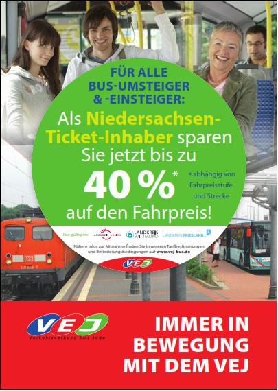 Niedersachsenticket
