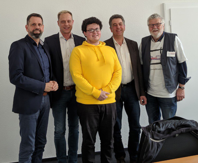 Besuch beim niedersächsischen Umwelt- und Energieminister Olaf Lies